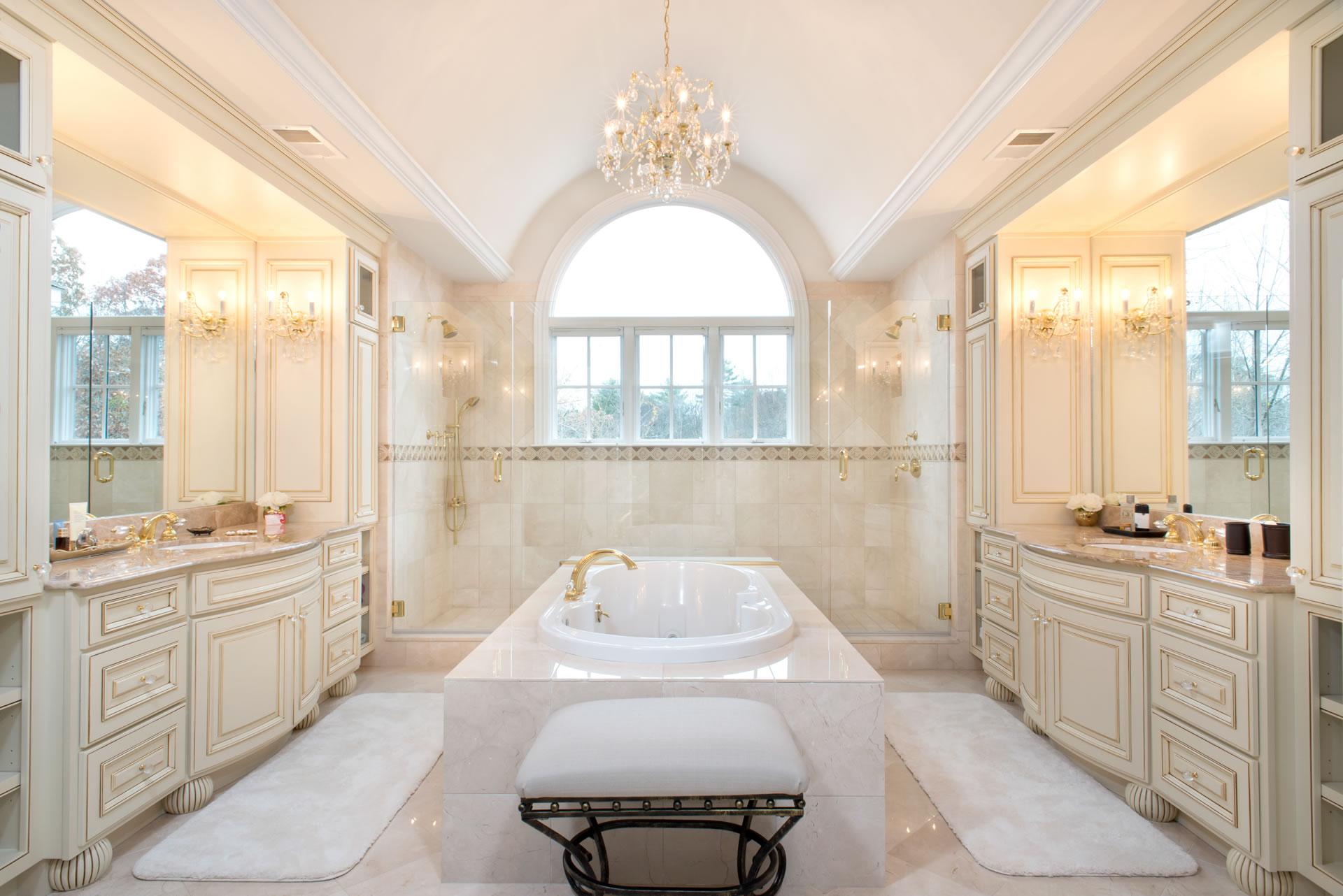 Atlas Contracting - Custom Bathroom